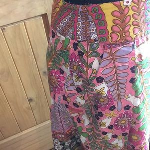 CAbi Skirts - Beautiful CAbi floral skirt